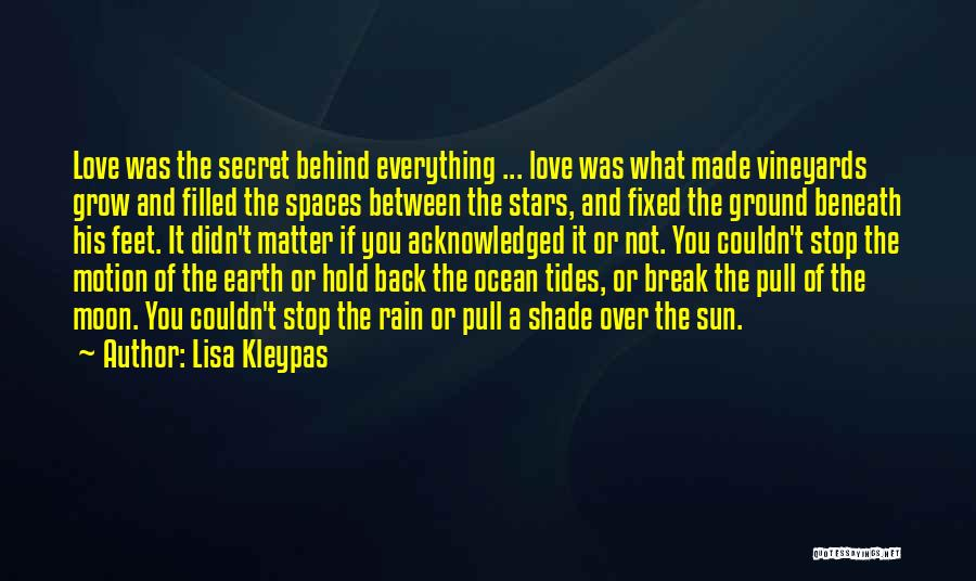 The Sun And Moon Quotes By Lisa Kleypas