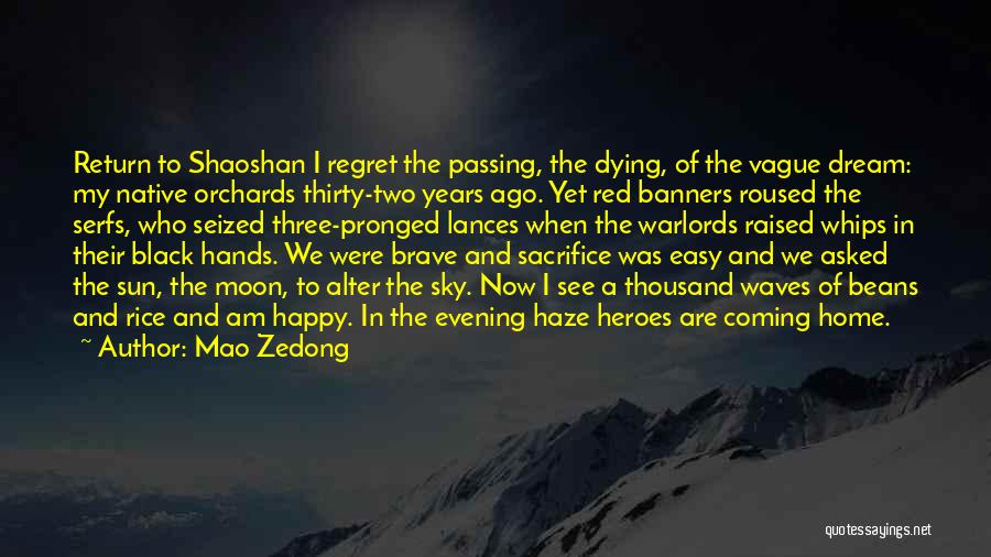 The Sun And Moon Quotes By Mao Zedong