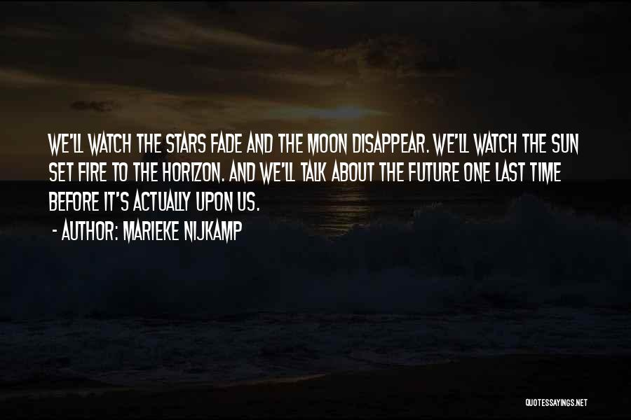 The Sun And Moon Quotes By Marieke Nijkamp