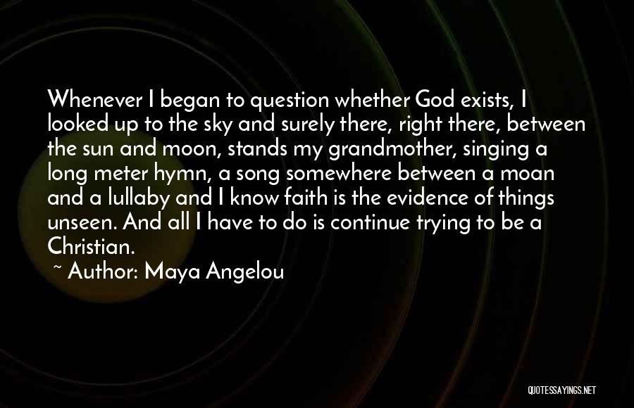 The Sun And Moon Quotes By Maya Angelou