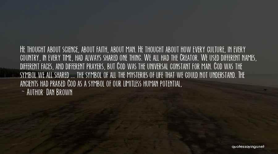 The Time We Shared Quotes By Dan Brown