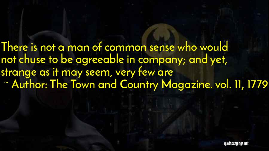 The Town And Country Magazine. Vol. 11, 1779 Quotes 673729