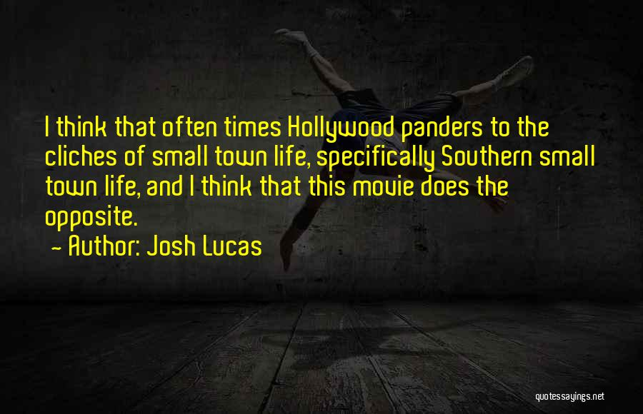 The Town Movie Quotes By Josh Lucas
