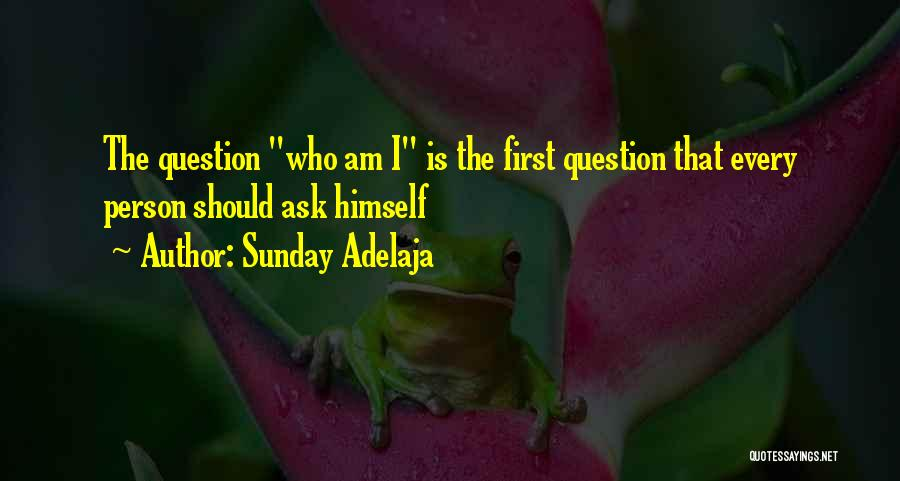 The True Person Quotes By Sunday Adelaja