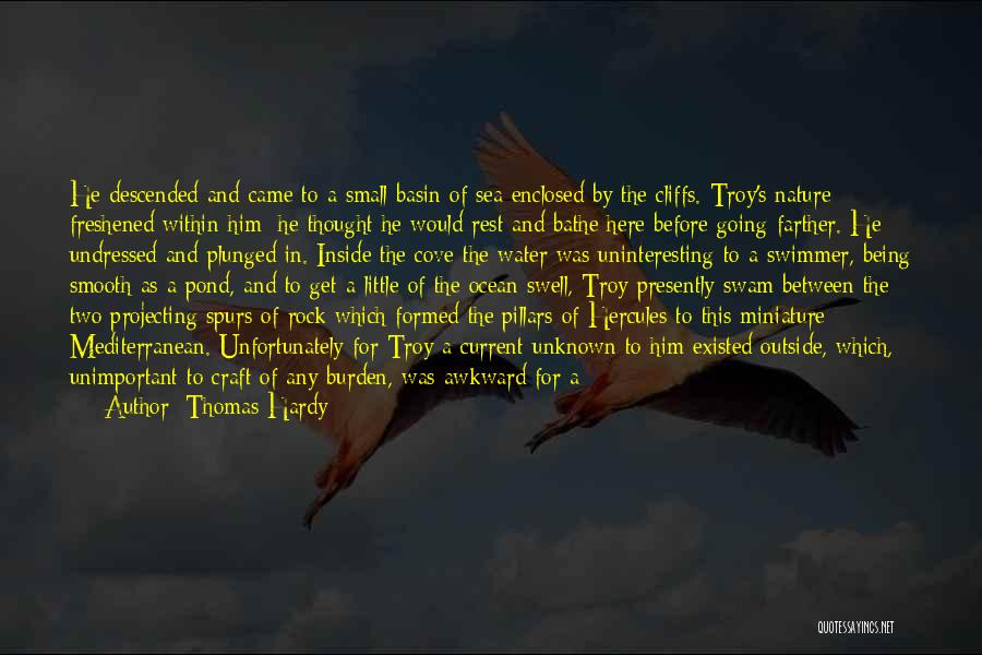 The Unknown Ocean Quotes By Thomas Hardy