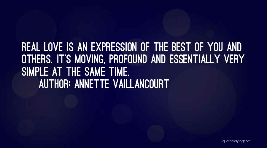 The Very Best Of Love Quotes By Annette Vaillancourt