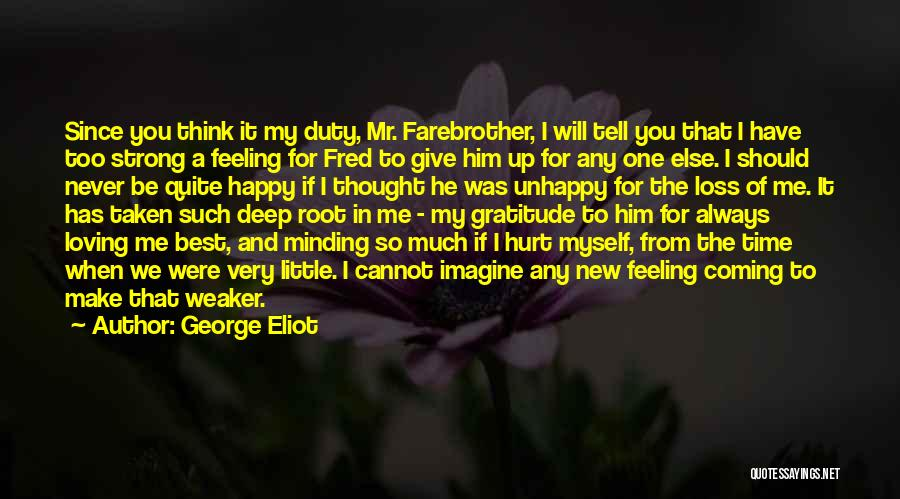 The Very Best Of Love Quotes By George Eliot