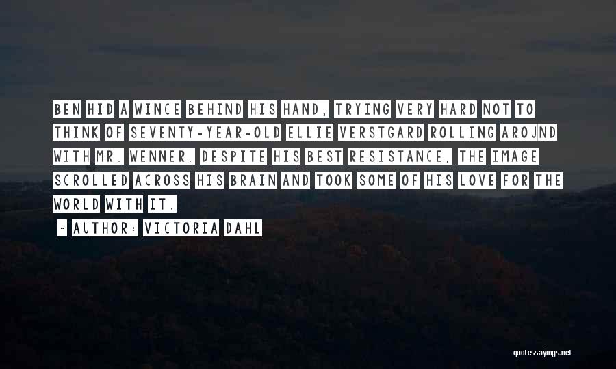 The Very Best Of Love Quotes By Victoria Dahl