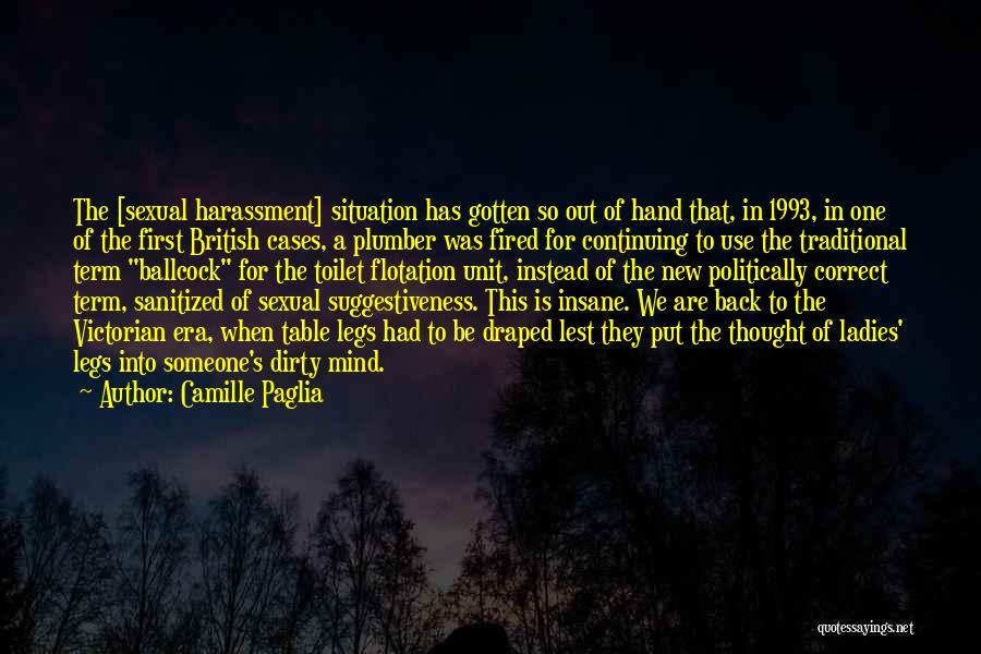 The Victorian Era Quotes By Camille Paglia
