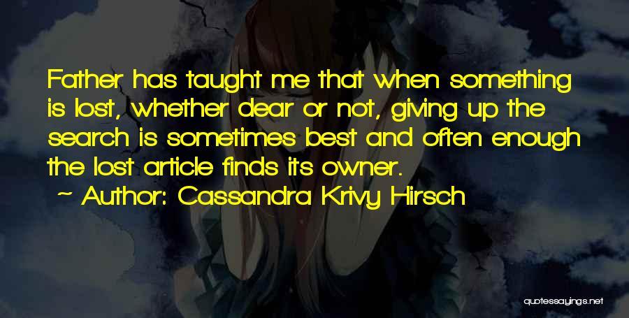 The Victorian Era Quotes By Cassandra Krivy Hirsch