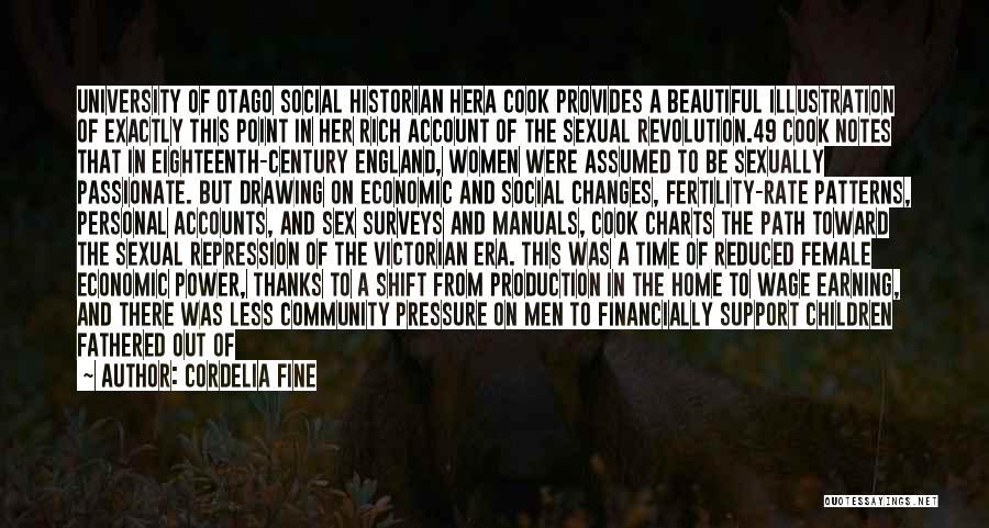 The Victorian Era Quotes By Cordelia Fine