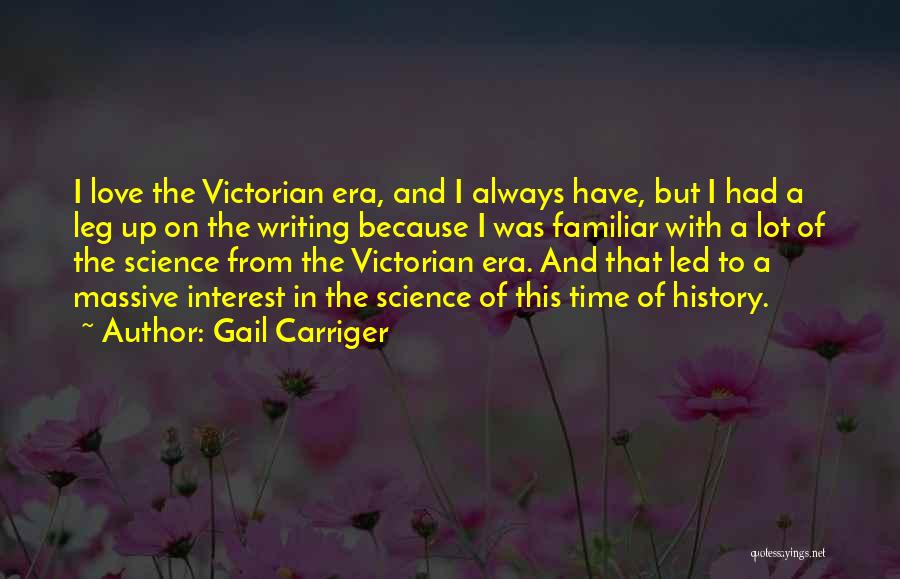 The Victorian Era Quotes By Gail Carriger