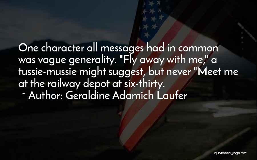 The Victorian Era Quotes By Geraldine Adamich Laufer