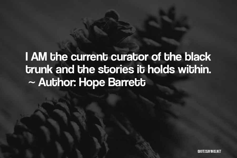 The Victorian Era Quotes By Hope Barrett