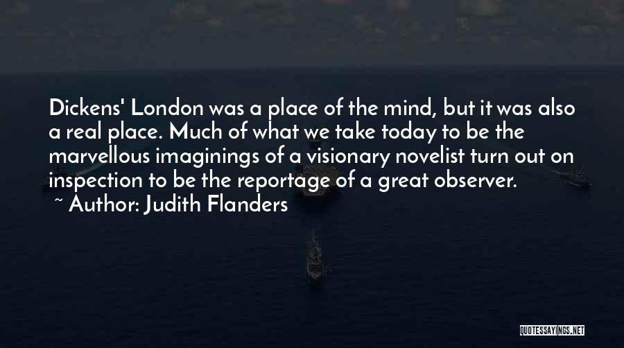 The Victorian Era Quotes By Judith Flanders