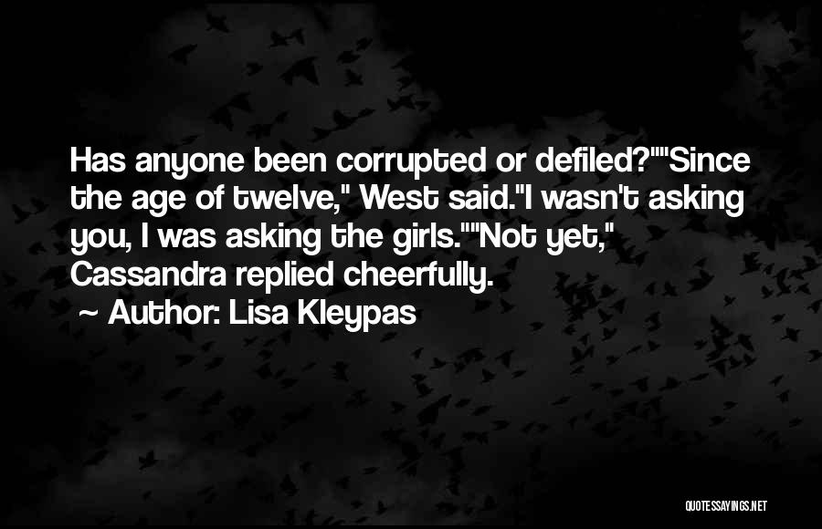 The Victorian Era Quotes By Lisa Kleypas