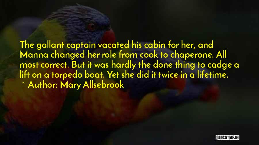 The Victorian Era Quotes By Mary Allsebrook