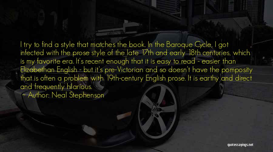 The Victorian Era Quotes By Neal Stephenson