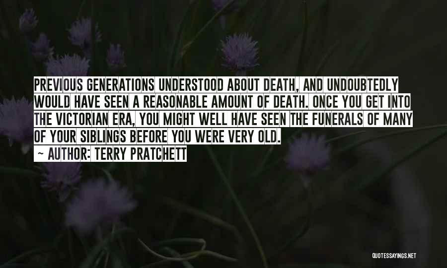The Victorian Era Quotes By Terry Pratchett