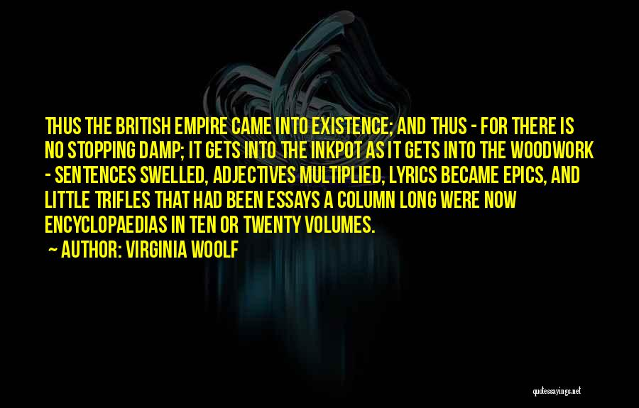 The Victorian Era Quotes By Virginia Woolf