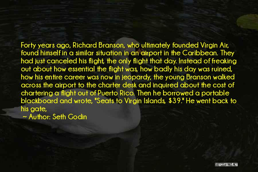 The Virgin Islands Quotes By Seth Godin