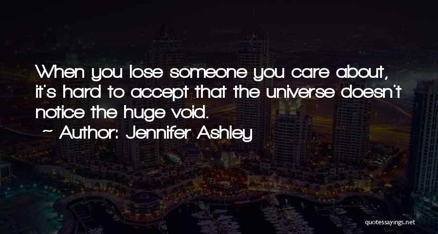 The Void Quotes By Jennifer Ashley