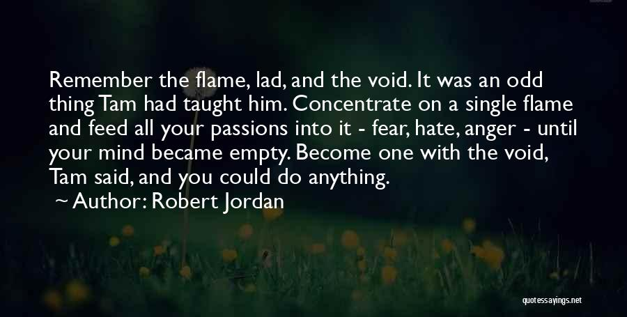 The Void Quotes By Robert Jordan