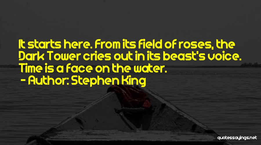 The Water Tower Quotes By Stephen King