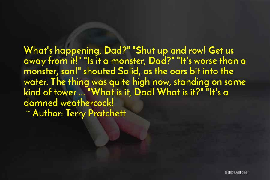 The Water Tower Quotes By Terry Pratchett