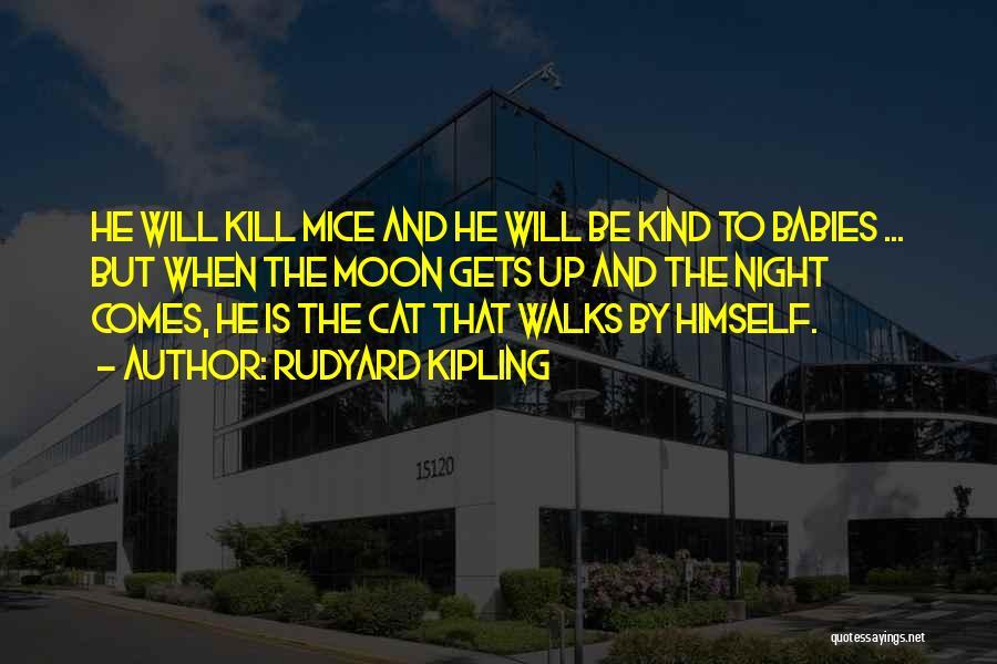The Way She Walks Quotes By Rudyard Kipling