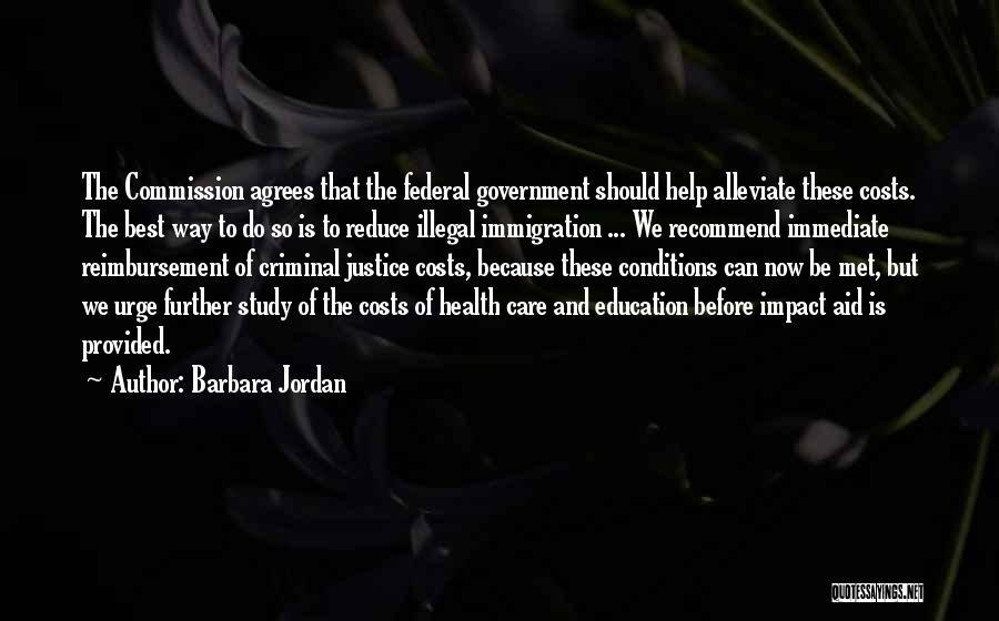 The Way We Met Quotes By Barbara Jordan