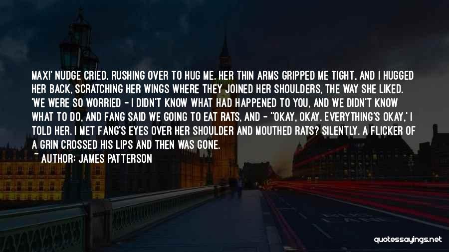 The Way We Met Quotes By James Patterson