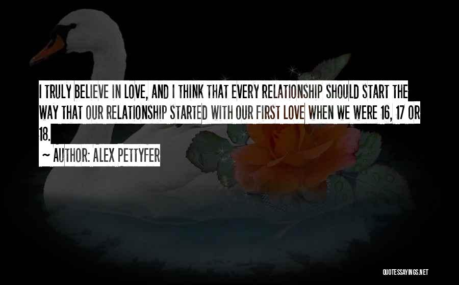 The Way We Think Quotes By Alex Pettyfer