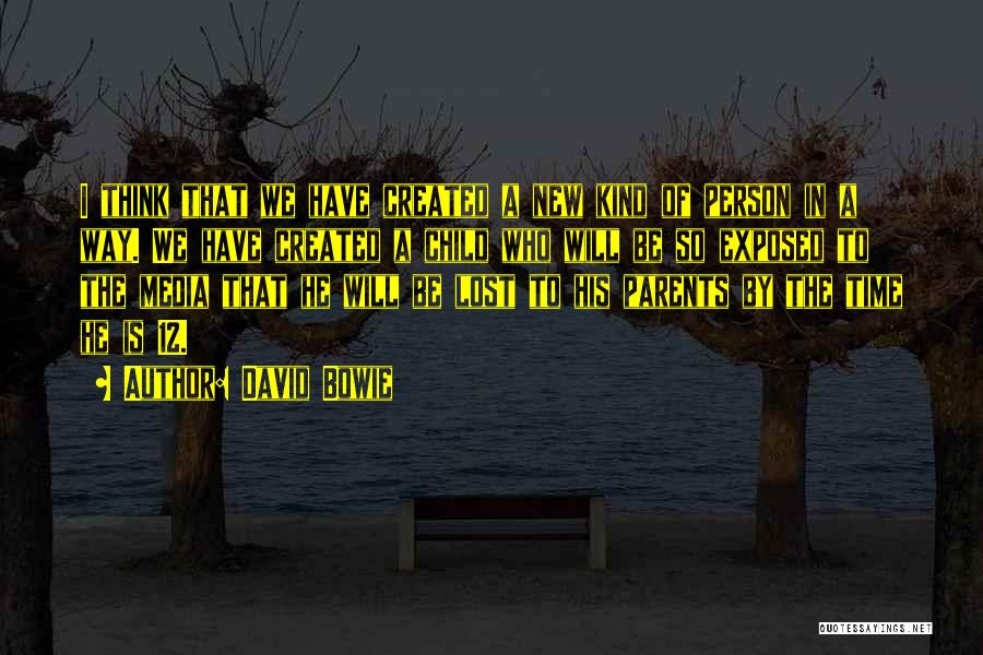The Way We Think Quotes By David Bowie