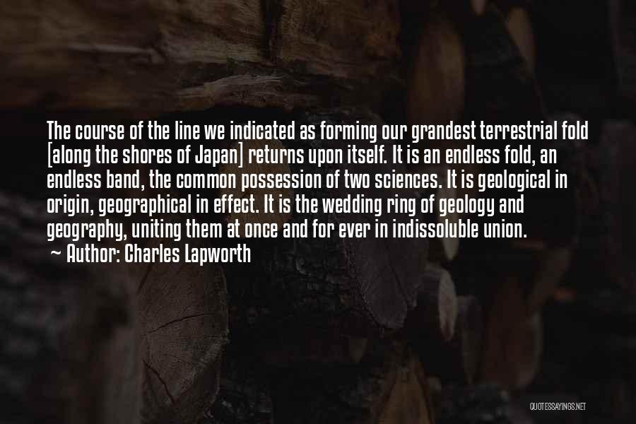 The Wedding Ring Quotes By Charles Lapworth