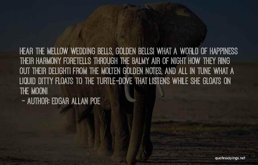 The Wedding Ring Quotes By Edgar Allan Poe
