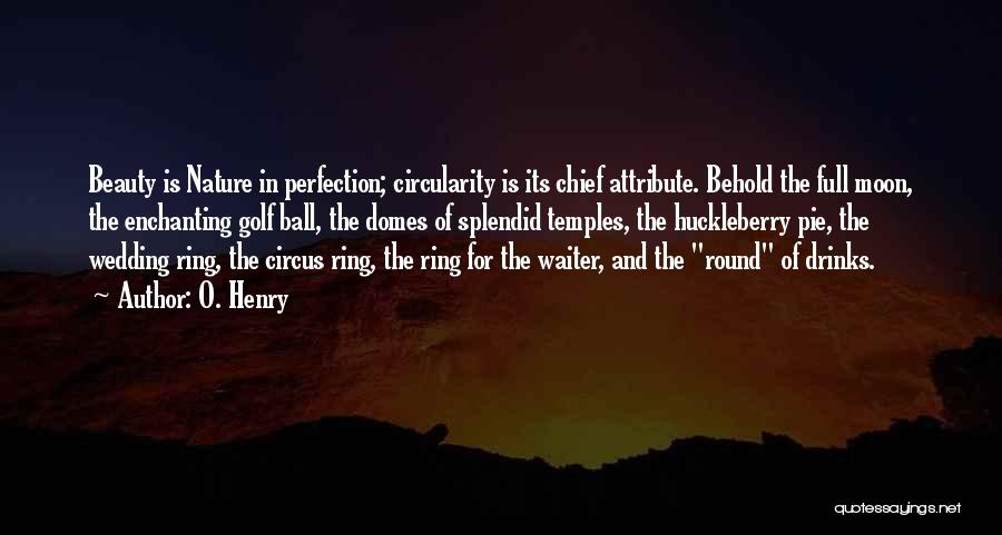 The Wedding Ring Quotes By O. Henry