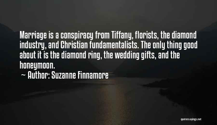 The Wedding Ring Quotes By Suzanne Finnamore