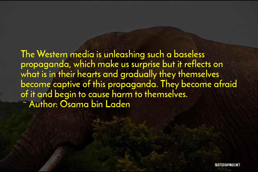 The Western Us Quotes By Osama Bin Laden