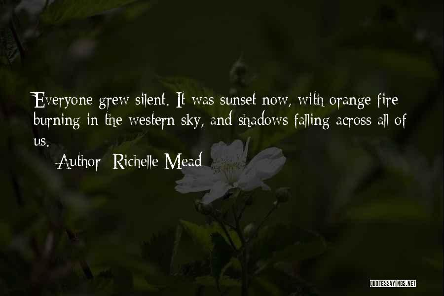 The Western Us Quotes By Richelle Mead
