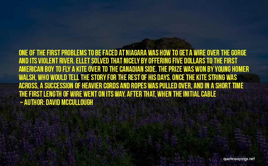 The Wire Time After Time Quotes By David McCullough