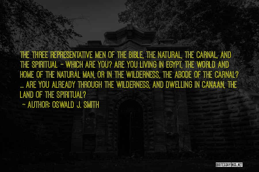 The World And Home Quotes By Oswald J. Smith