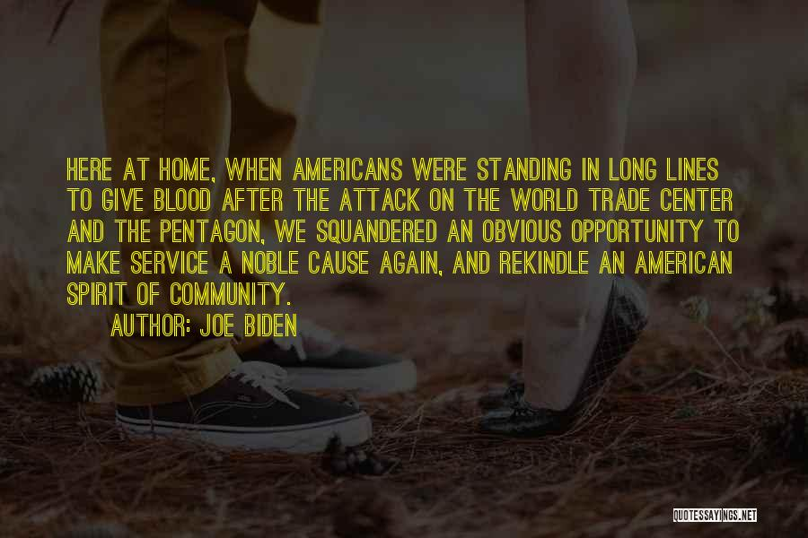 The World Trade Center Quotes By Joe Biden