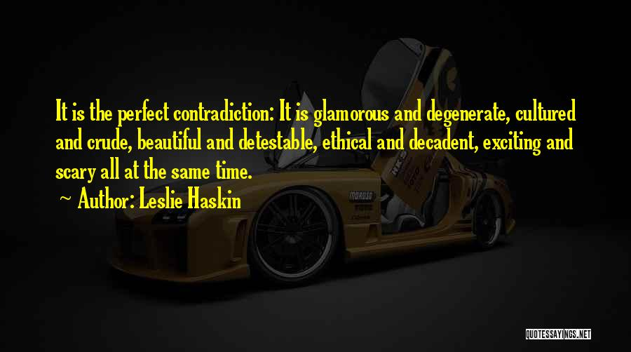 The World Trade Center Quotes By Leslie Haskin