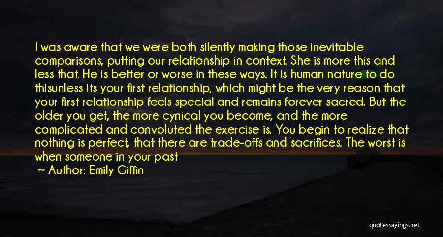 The Worst Relationship Quotes By Emily Giffin