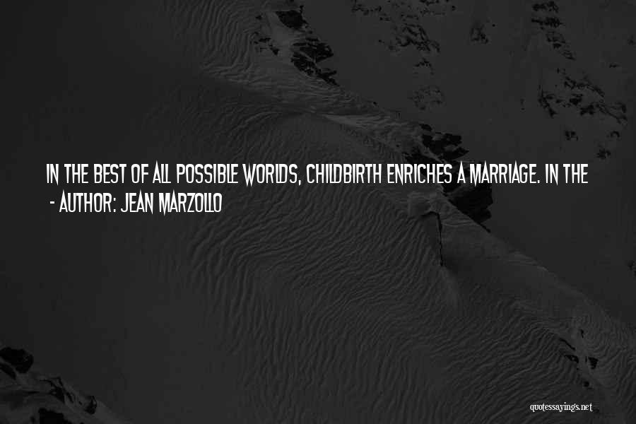 The Worst Relationship Quotes By Jean Marzollo