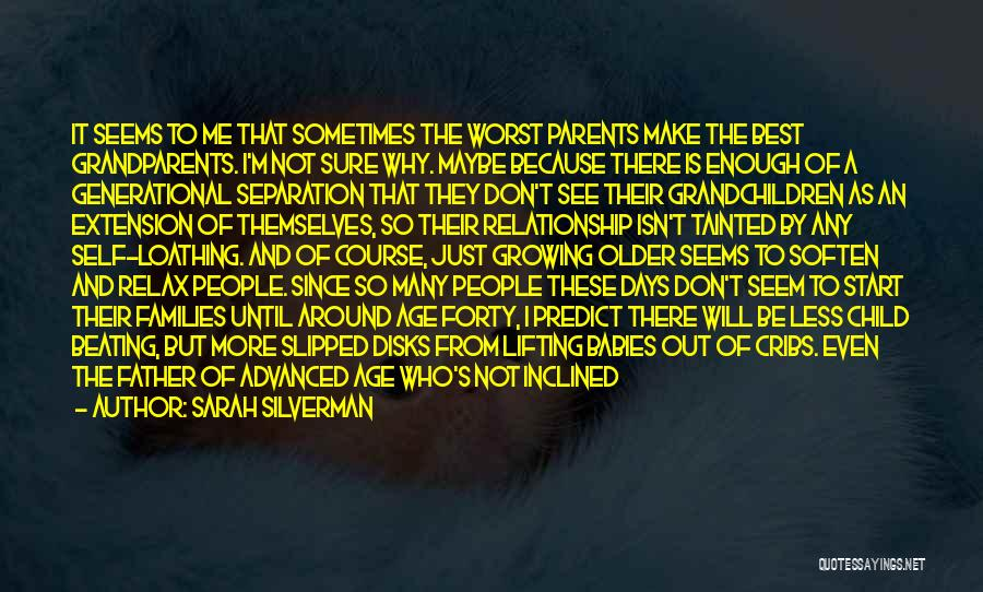 The Worst Relationship Quotes By Sarah Silverman