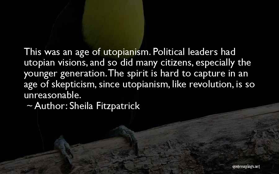 The Younger Generation Quotes By Sheila Fitzpatrick
