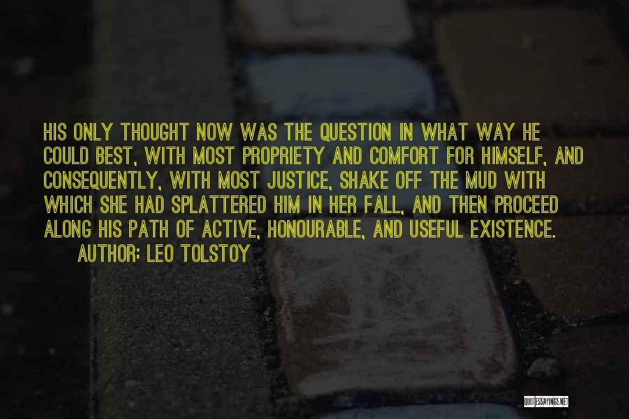 Then And Now Quotes By Leo Tolstoy