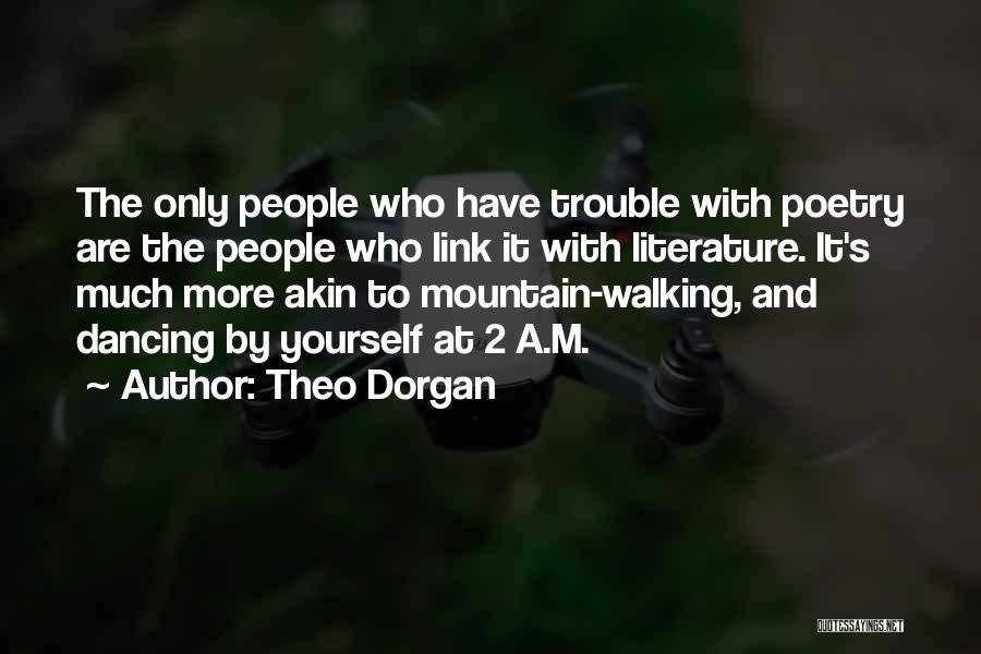 Theo Dorgan Quotes 192274